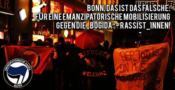 Bonn, das ist das Falsche!